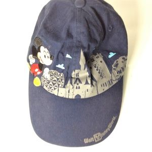 Disney Accessories - Walt Disney Mickey and Pluto Youth Ball Cap NWOT
